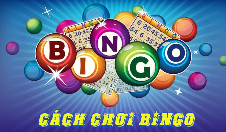 cách chơi Bingo trực tuyến tại W88